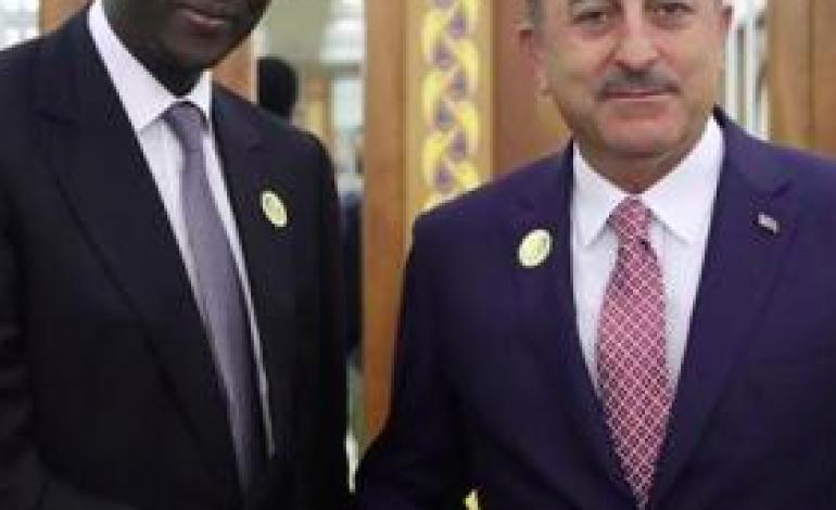 400 millions de dollars: le volume commercial turco-sénégalais