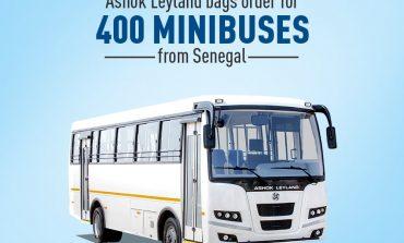 Senbus Industries commande 400 bus à l'entreprise indienne Ashok Leyland