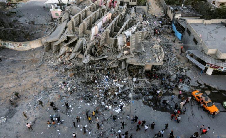 La violence s'intensifie entre Israël et les groupes armés de Gaza, 3 Israëliens et au moins 12 Palestiniens tués