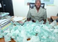 72 kg de cocaïne saisis à Gouloumbou (Tambacounda)