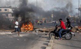 L'armée Béninoise déloge les manifestants à balles réelles, Cotonou en partie bloquée