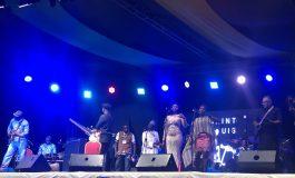 Le festival de Jazz de Saint Louis clôturé en beauté par la bande à feu Habib Faye