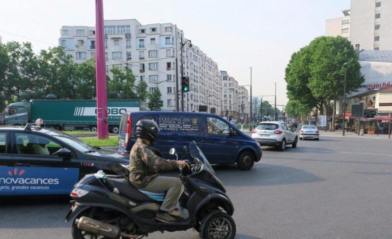 Un Sénégalais agresseur sexuel à la Porte de Bagnolet interpellé par la police