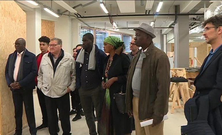 Les élèves du lycée du Sassenage, en Isère, vont construire une école primaire à Kanel