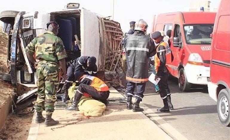 Après l'accident mortel à Tivaouane-Diack Sao sur la RN1, les sapeurs pompiers confrontés à un problème de véhicule