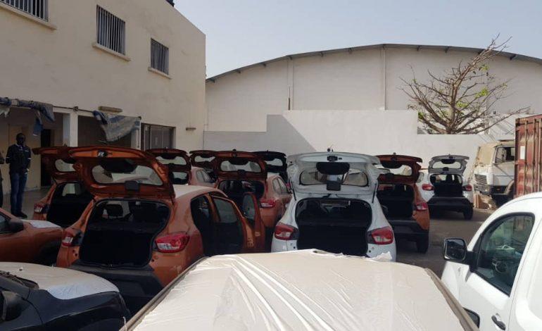 238 kg de cocaïne saisis au Port de Dakar dans 24 véhicules neufs en provenance du Brésil