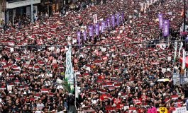 Nouvelle manifestation d'ampleur à Hong Kong et appels à la démission de Carrie Lam