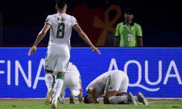 L'Algérie s'impose 2-0 face au Kenya