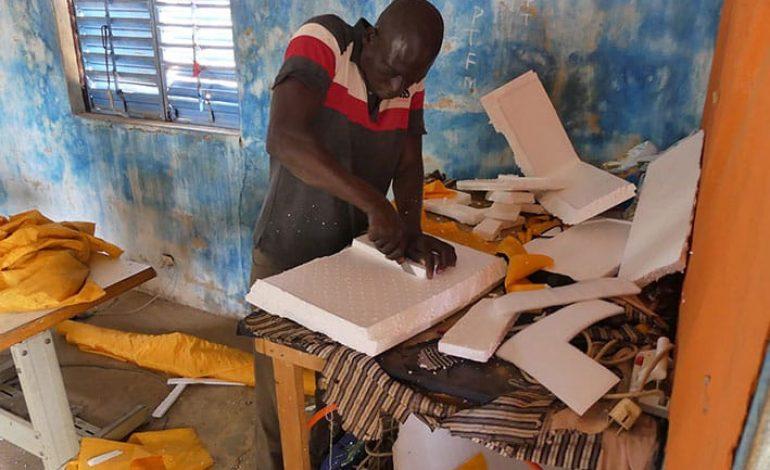 Des gilets de sauvetage faits entièrement au Sénégal