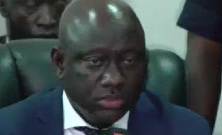 Affaire Petro Tim: Aucune personne ne sera épargnée, ni aucun document sous-estimé prévient Bassirou Guèye