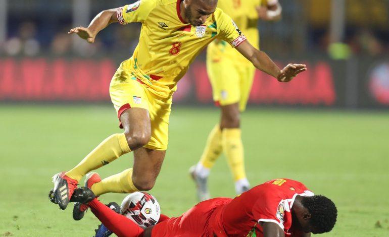 Match nul entre la Guinée Bissau et le Bénin 0-0