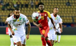 Les Blacks Stars du Ghana accrochés par le Bénin