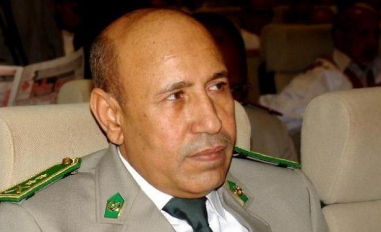 Mohamed Ould Ghazouani grand favori de la présidentielle en Mauritanie