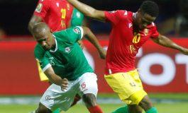 François Kamano sauve la Guinée contre Madagascar 2-2