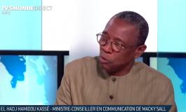 El Hadji Hamidou Kassé limogé après sa sortie sur TV5 Monde