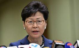 Carrie Lam, la dirigeante de Hong Kong sanctionnée par les Etats Unis