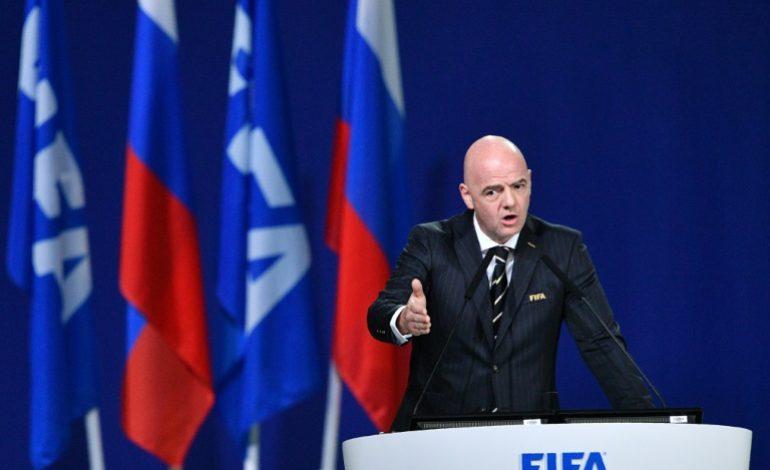 Gianni Infantino à la FIFA, entre réalisations, coups d'arrêt et projets