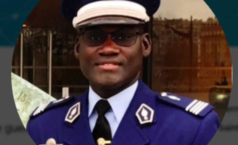 Issa Diack nouveau commandant de la LGI de Mbao, et Ababacar Faye responsable de la DIVCOM