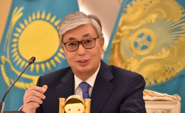 Kassym-Jomart Tokaïev, successeur désigné de Noursoultan Nazarbaïev, élu à l'issue d'un scrutin critiqué