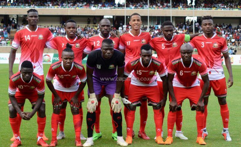 Le Kenya vient à bout de la Tanzanie 2-1
