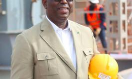 Macky Sall visite les chantiers du Train Express Régional