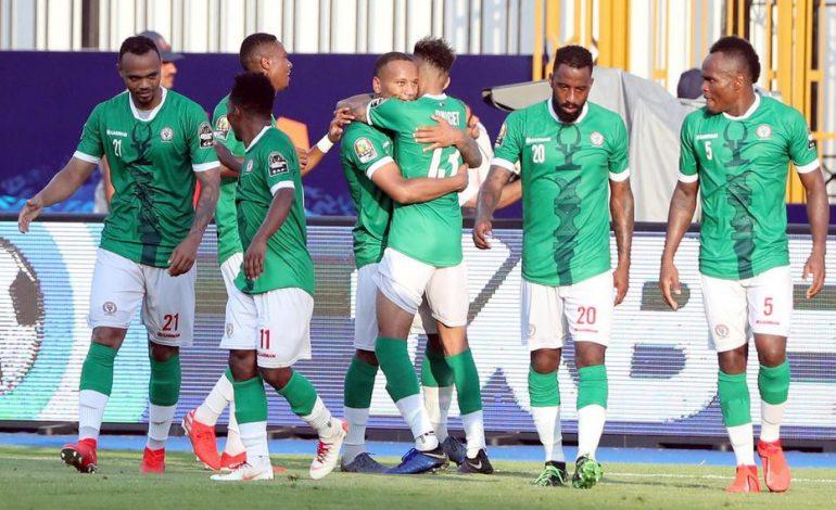 Première victoire dans une coupe d'Afrique de Madagascar, 1-0 face au Burundi