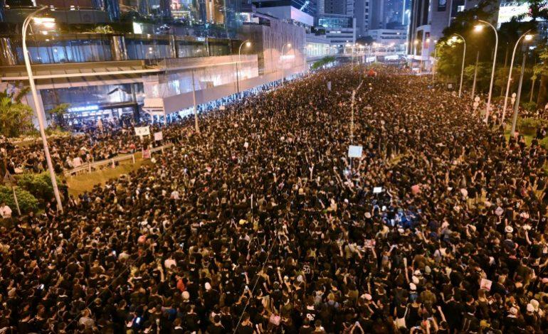 Le Front des droits civils humains (CHRF), à l'origine des grandes manifestations de 2019 s'autodissout