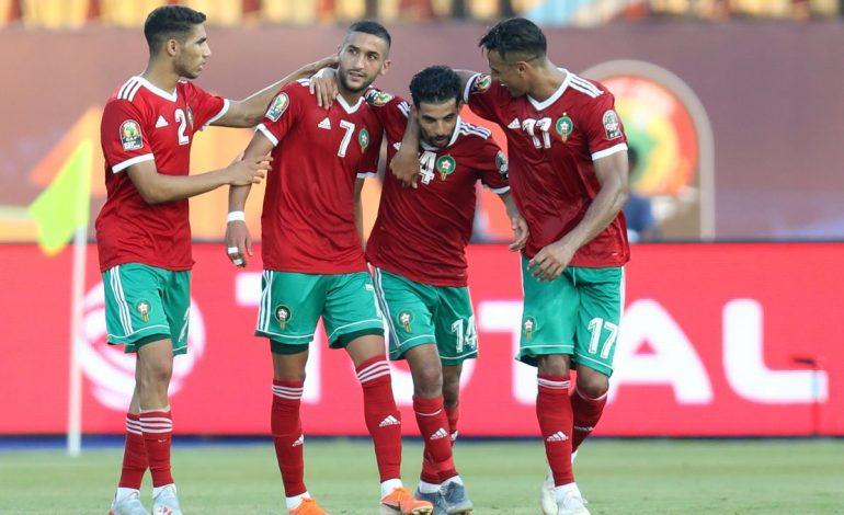 Service minimum pour le Maroc face à la Namibie 1-0