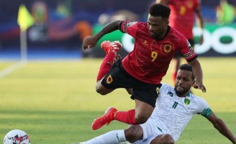 Match nul entre la Mauritanie et l'Angola 0-0