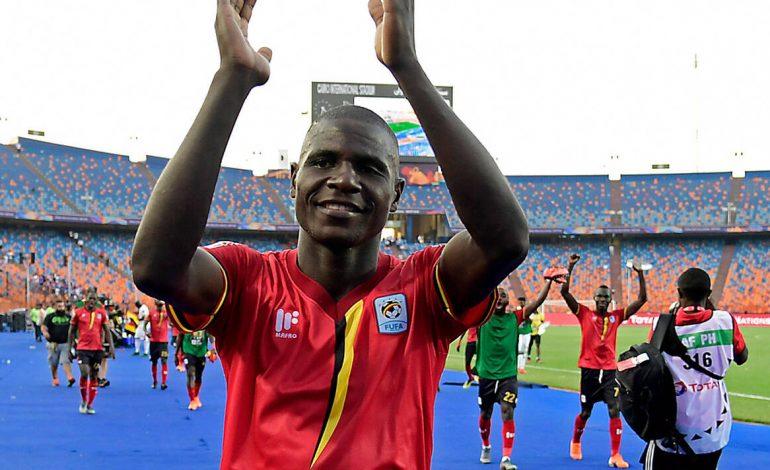L'Ouganda ramène la RD Congo sur terre 2-0