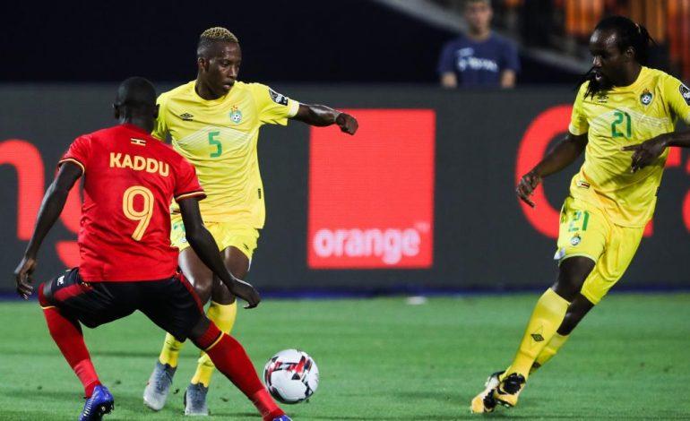 L'Ouganda et le Zimbabwe font match nul 1-1