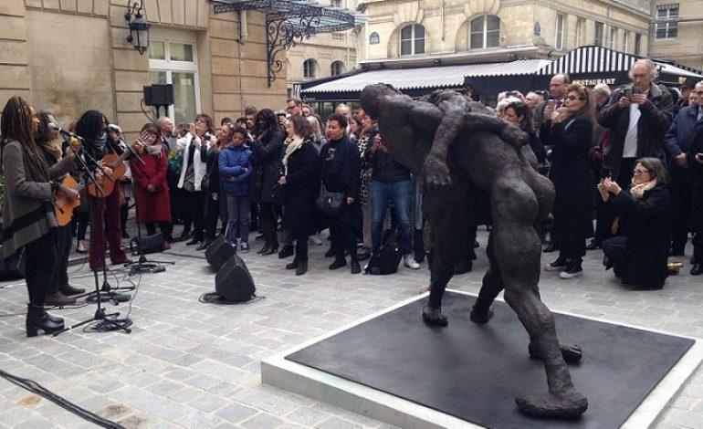 La Ville de Paris rend hommage à Ousmane Sow