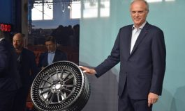 Michelin annonce un pneu increvable, sans air pour 2024