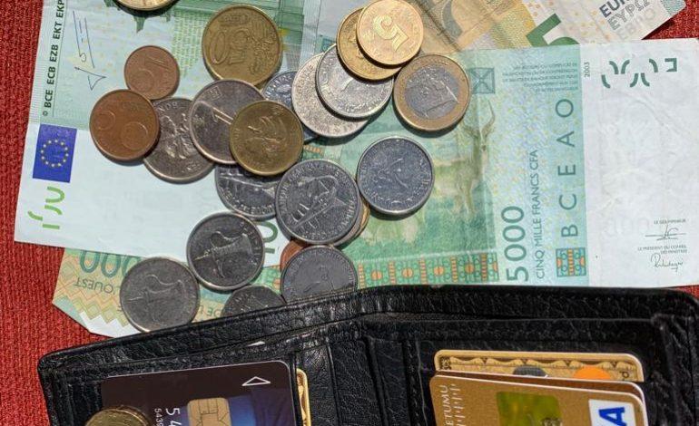 17.000 portefeuilles volontairement perdus dans le cadre d'une enquête mondiale