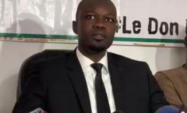 Ousmane Sonko demande à Macky Sall d'avoir le courage de faire face au peuple et faire son mea-culpa