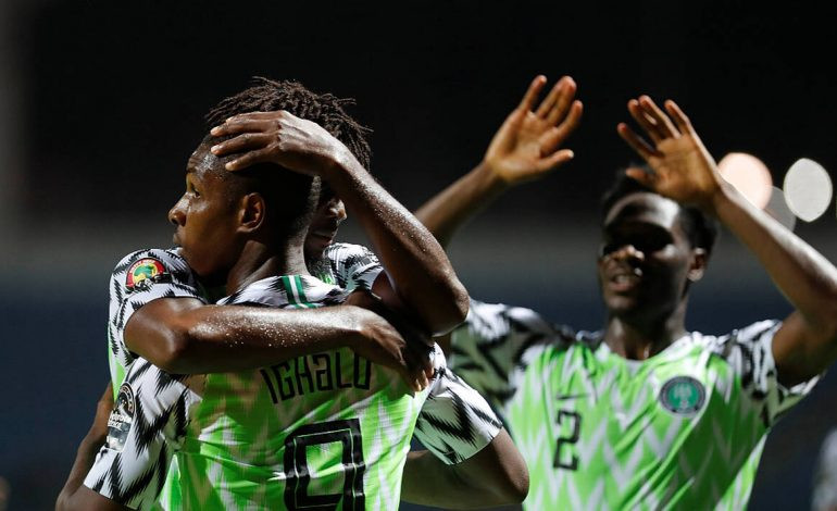 Le Nigeria s'impose dans la douleur face au Burundi 1-0