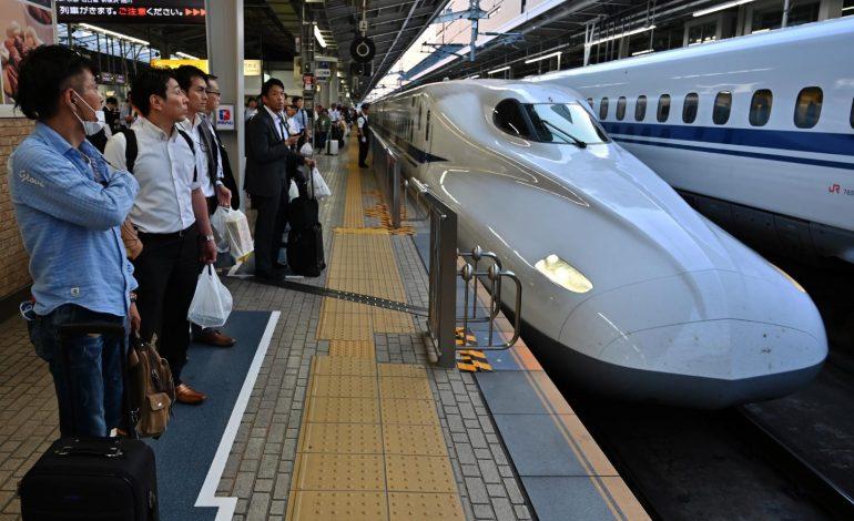 Une limace… morte provoque une panne géante sur le réseau ferroviaire Japonais