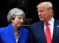 Donald Trump fait miroiter à Londres un accord extraordinaire après le Brexit