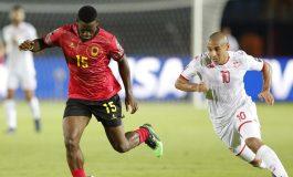 L'Angola tient tête à la Tunisie 1-1