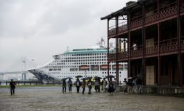 Des hôtels flottants aux JO de Tokyo 2020 face à la pénurie de chambres