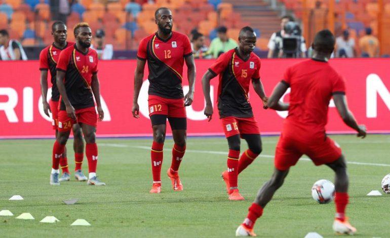 Les primes polluent l'avant-match de l'Ouganda contre le Sénégal