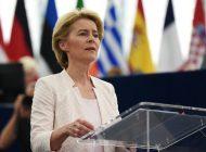 Ursula Von der Leyen, première femme élue à la tête de la Commission européenne