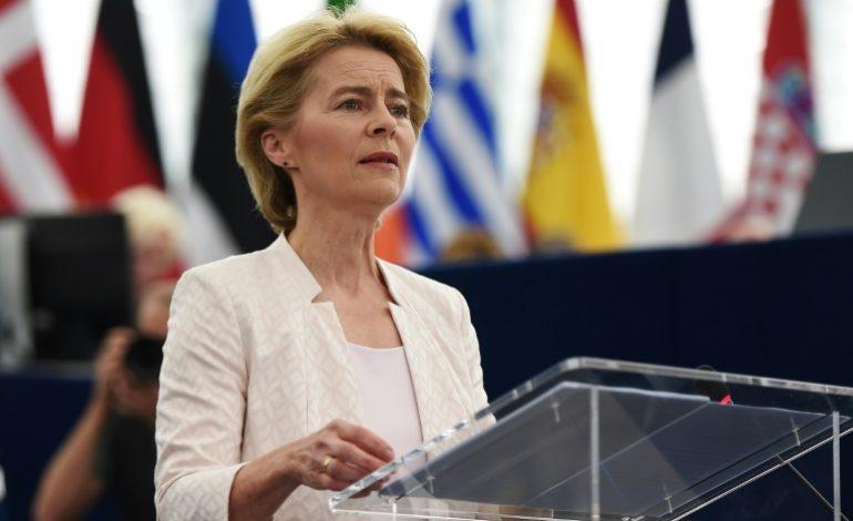 L'Afrique peut compter sur le soutien de l'Union Européenne déclare Ursula von der Leyen