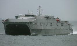 Le navire US, USNS Carson City quitte le Sénégal après une visite fructueuse