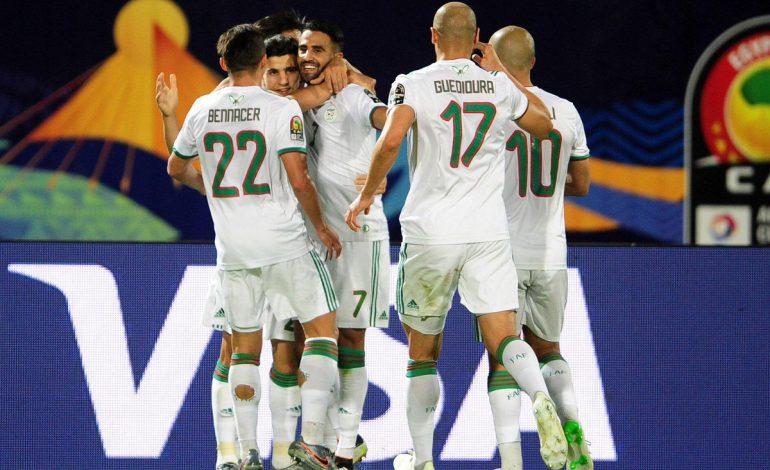 L'Algérie déroule face à la Guinée: 3-0