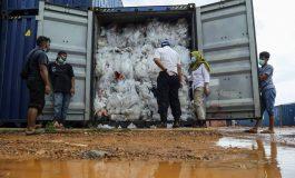 Le Cambodge s'apprête à retourner aux Etats Unis et au Canada 1.600 tonnes de déchets plastiques