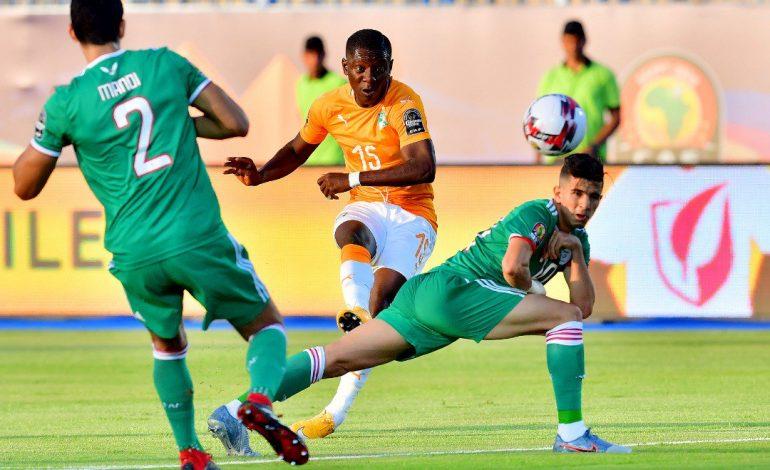 L'Algérie vient à bout d'une héroïque équipe ivoirienne aux séries de tirs au but 1-1 (4-3)