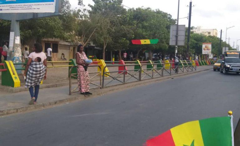 Dakar toujours sous le choc engendré par la défaite des Lions face à l'Algérie