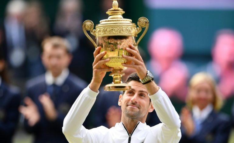 Djokovic remporte son 16e Grand Chelem après une finale hors norme à Wimbledon