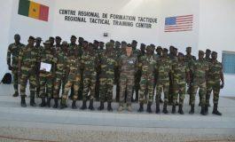 Formation des EFS à la lutte contre les Engins Explosifs Improvisés de niveau état-major au Sénégal
